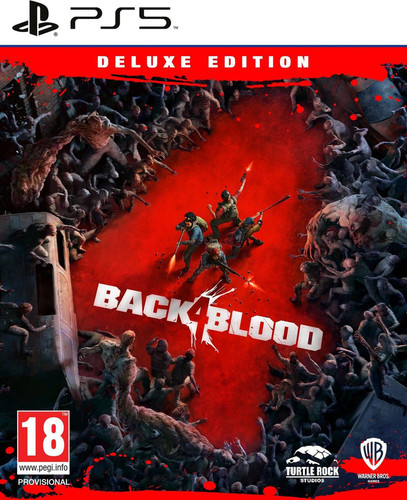 Back 4 Blood - Deluxe Edition PS5 Main Image