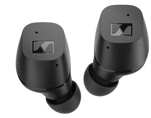Sennheiser CX True Wireless Zwart Main Image