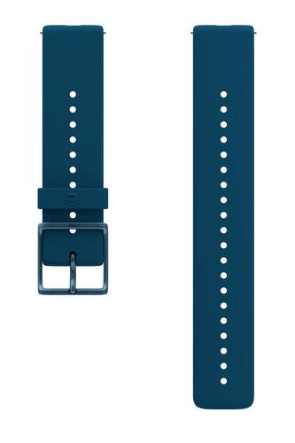 Polar Siliconen Bandje Blauw M 20mm Main Image