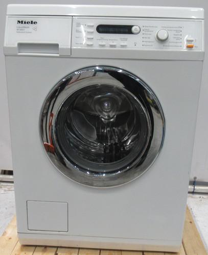 Miele W5857WPS Refurbished Main Image