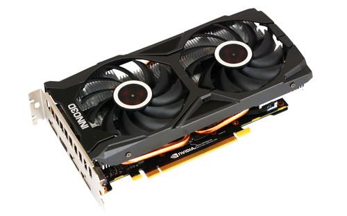 INNO3D GeForce RTX 2060 SUPER TWIN X2 OC Main Image