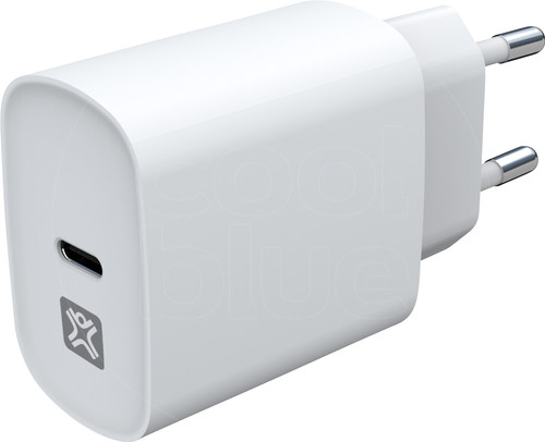 XtremeMac Power Delivery Charger with USB-C Port 30W White Main Image