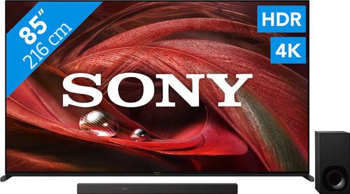 Sony Bravia XR-85X95J (2021) + Soundbar Main Image