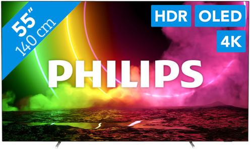Philips 55OLED806 - Ambilight (2021) Main Image