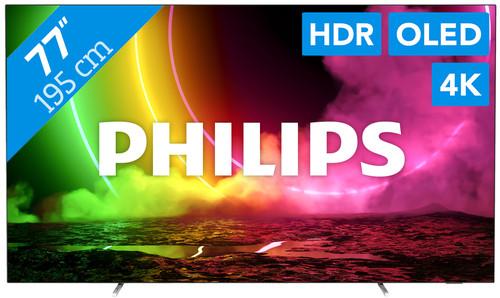 Philips 77OLED806 - Ambilight (2021) Main Image