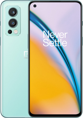 OnePlus Nord 2 256GB Blauw 5G Main Image
