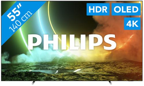 Philips 55OLED706 - Ambilight (2021) Main Image