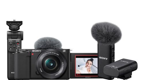 Sony ZV-E 10 Vlog Kit Main Image