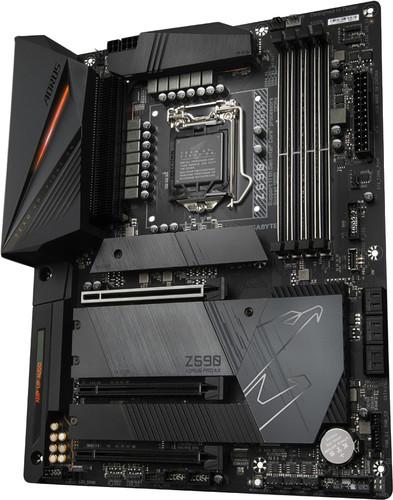 Gigabyte Z590 AORUS PRO AX Main Image