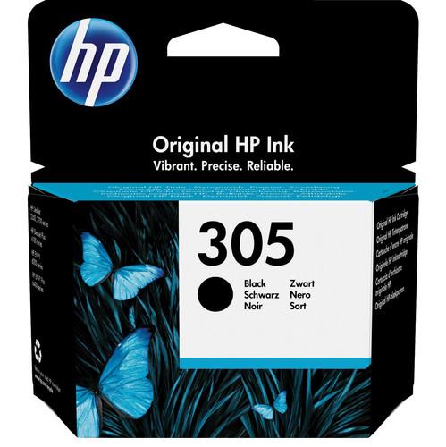 HP 305XL Cartridge Black Main Image