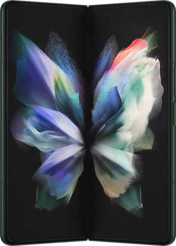 Samsung Galaxy Z Fold 3 256GB Groen 5G Main Image