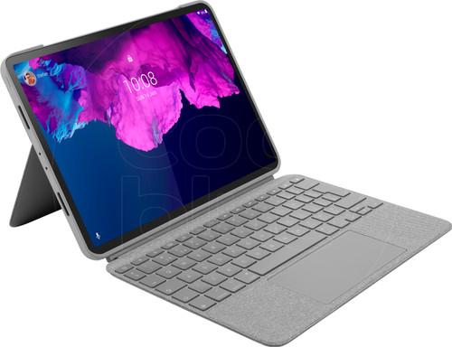 Logitech Combo Touch Apple iPad Pro 11 inch (2021/2020) Toetsenbord Hoes QWERTY Grijs Main Image