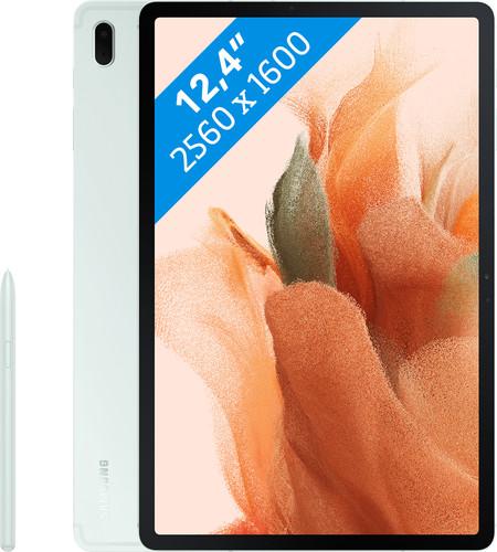 Samsung Galaxy Tab S7 FE 64GB WiFi Green Main Image