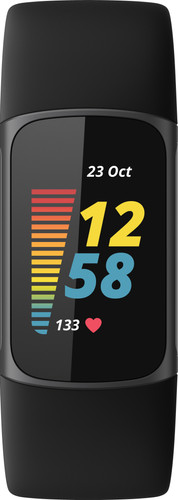Fitbit Charge 5 Zwart Main Image