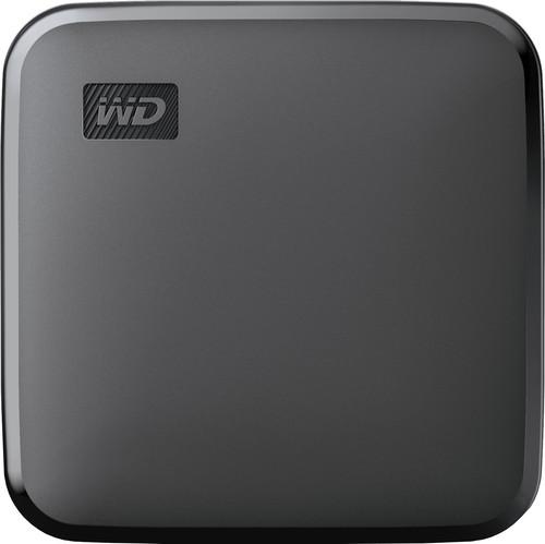 WD Elements SE Portable SSD 2TB Main Image