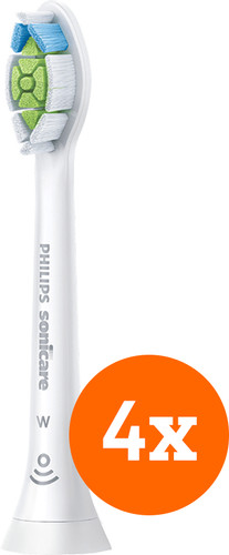 Philips Sonicare Optimal White Standard HX6064 / 10 (4 pieces) Main Image