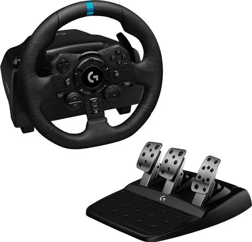 Logitech G923 TRUEFORCE - Racestuur met Force Feedback voor PlayStation 5, PS4 & PC Main Image