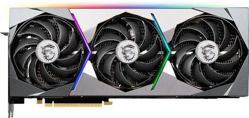MSI GeForce RTX 3080 Ti SUPRIM X 12G Main Image
