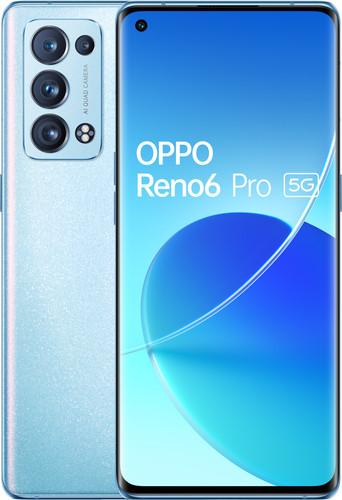 OPPO Reno6 Pro 256GB Blauw 5G Main Image