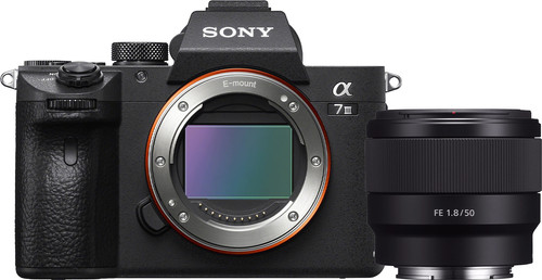 Sony A7 III + 50mm f/1.8 Main Image