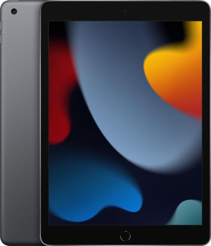 Apple iPad (2021) 10.2 inch 256GB Wifi Space Gray Main Image