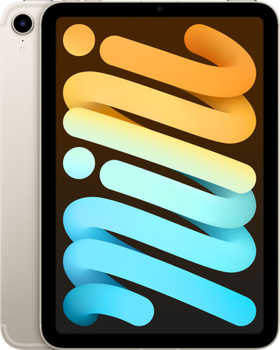 Apple iPad Mini 6 64GB Wifi + 5G Witgoud Main Image