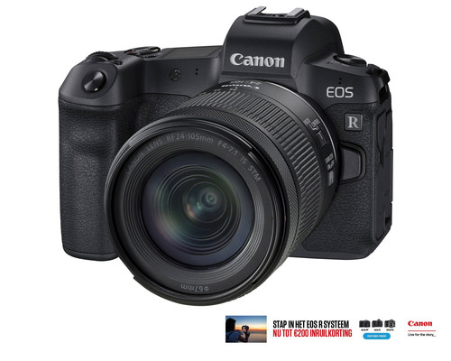 Canon EOS R + RF 24-105mm f/4-7.1 IS STM Main Image