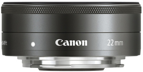 Canon EF-M 22mm f/2 STM Main Image