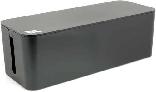 Bluelounge Cable Box Black Main Image