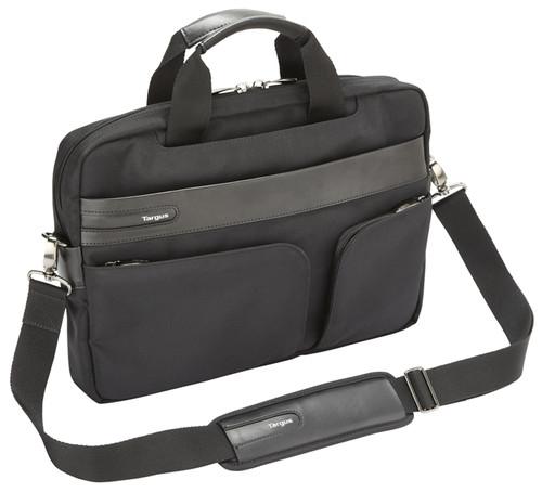"""Targus Lomax Shoulder Bag 13.3"""" Black Main Image"""