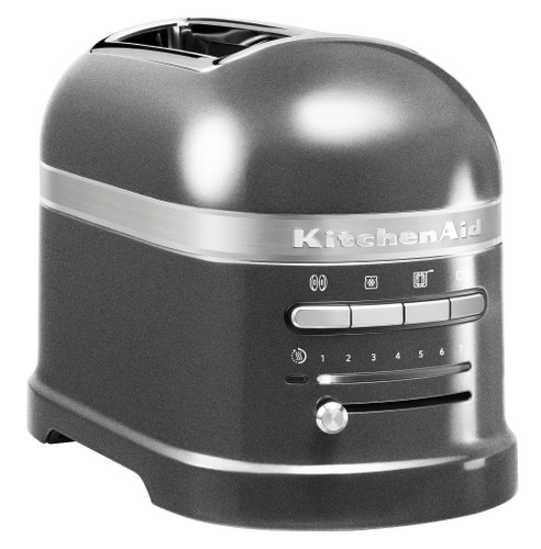 KitchenAid Artisan Toaster Tingrijs 2 slots Main Image