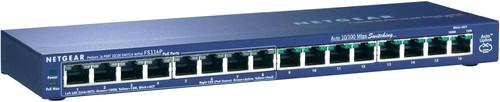 Netgear ProSafe FS116P Main Image