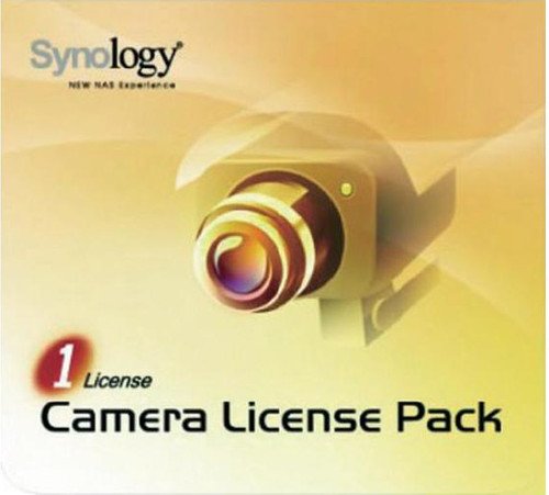 Synology Camera License 1 Pack Main Image