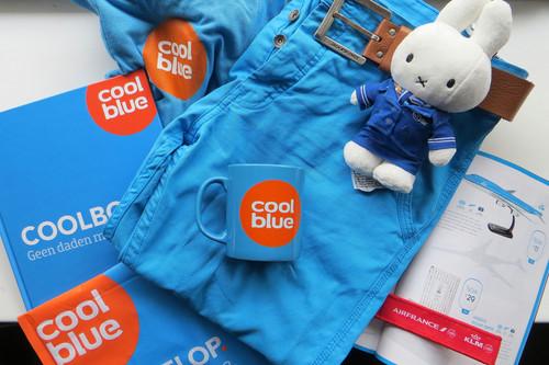 Coolblue Pants (size L) Main Image