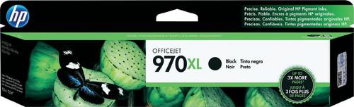HP 970XL Black Ink Cartridge (CN625AE) Main Image