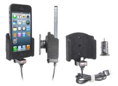 Brodit Holder Apple iPhone 5/5S/SE with Charger Main Image