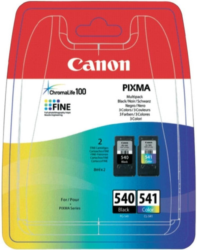 Canon PG-540 / CL-541 Multipack (5225B006) Main Image