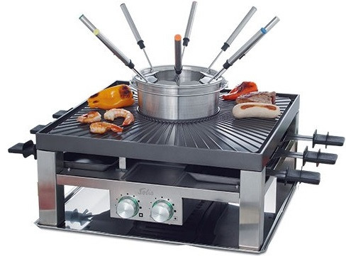 Solis Combi Grill 3-in-1 Main Image