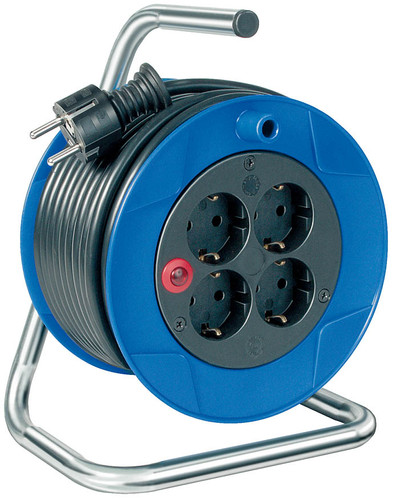 Brennenstuhl Compact Cable reel 15m Main Image