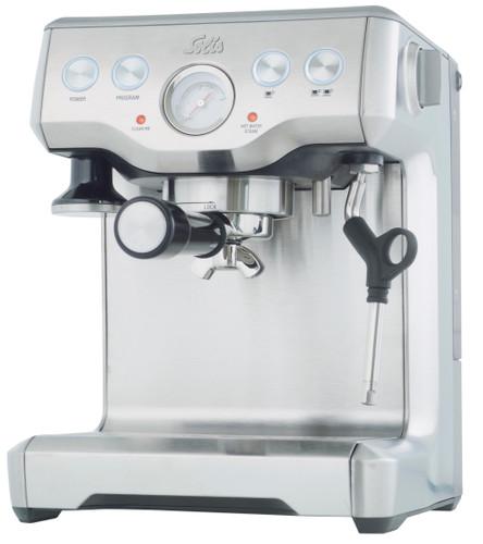 Solis Caffespresso Pro 117 Zilver Main Image