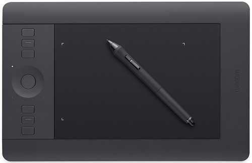 Wacom Intuos Pro Pen & Touch Tablet S Main Image