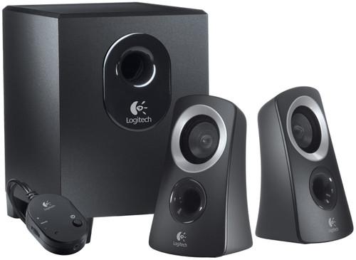 Logitech Z 313 2.1 Speakersysteem Main Image