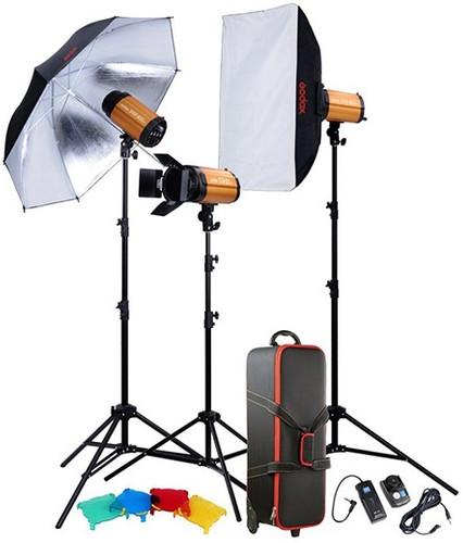 Godox Studio Smart Kit 250SDI-D Main Image
