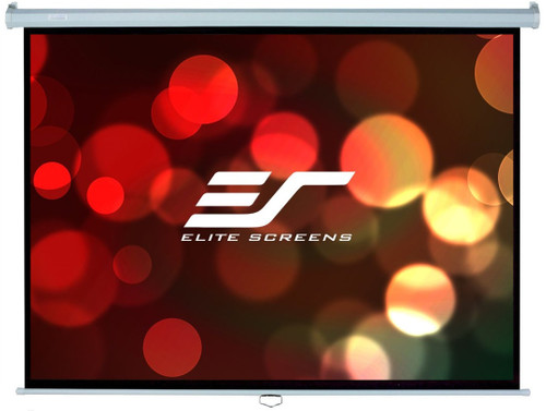 Elite Screens M100NWV1 (4:3) 210 x 179 Main Image
