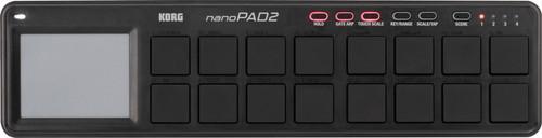 Korg nanoPAD 2 Main Image
