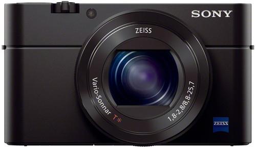 Sony CyberShot DSC-RX100III Main Image