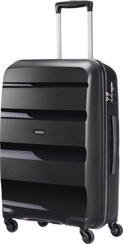 d11d6680c American Tourister Bon Air Spinner 66cm Black - Coolblue - Before 23 ...