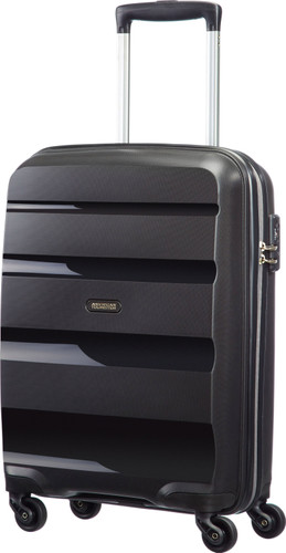 American Tourister Bon Air Spinner 55cm Strict Black Main Image