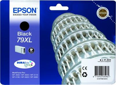 Epson 79 XL Cartridge Zwart C13T79014010 Main Image