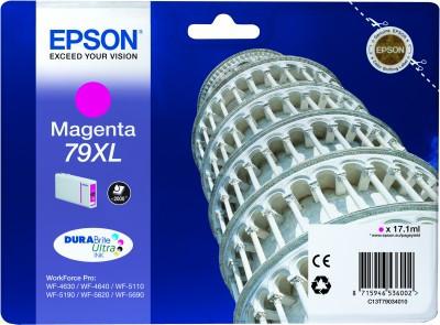 Epson 79 XL Cartridge Magenta C13T79034010 Main Image